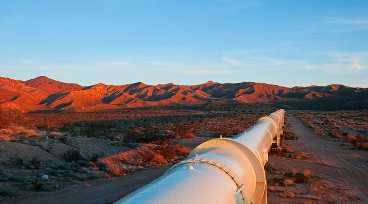 North America to contribute 51% of global new-build crude oil trunk/transmission pipeline length additions by 2023, says GlobalData