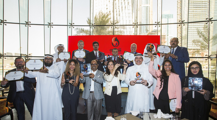 Revealed: Shortlists for all 16 categories at the 2019 Middle East Energy Awards