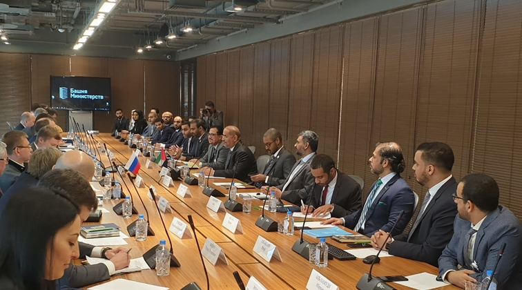 UAE and Russia discuss potential technology and science cooperation