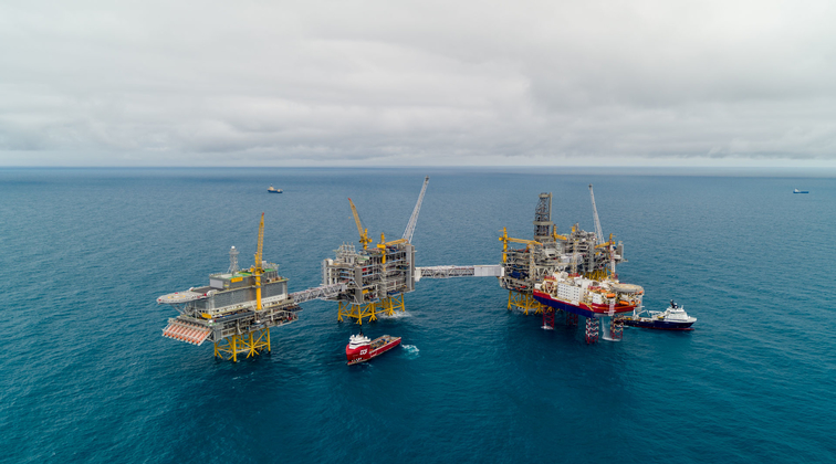 Giant North Sea field Johan Sverdrup starts production