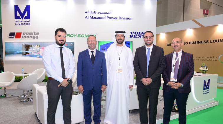 Al Masaood Power unveils first-of-its-kind mobile electric power generator with MTU diesel genset