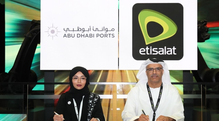 Abu Dhabi Ports' Maqta Gateway and Etisalat partner to deliver digital services