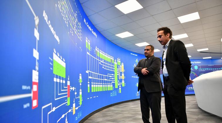How Saudi Aramco is digitalising its operations