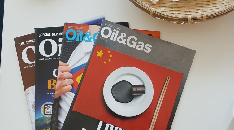 Oil & Gas Middle East offers digital magazine editions for free