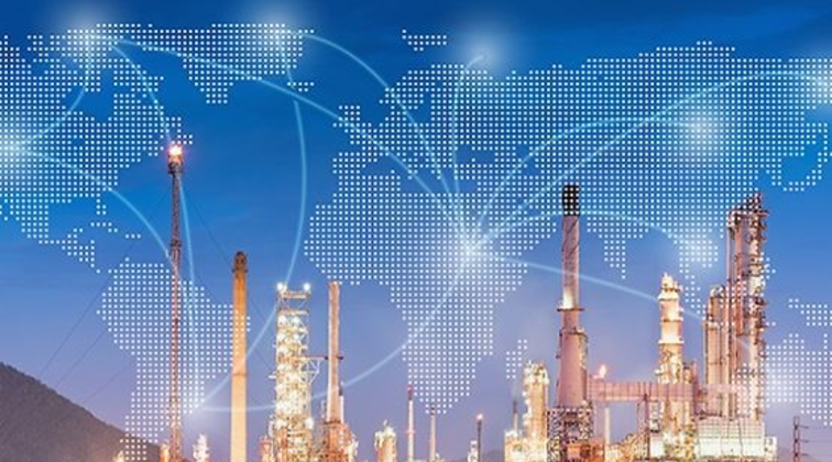 Oil and gas outsourcing services for asset health and performance monitoring