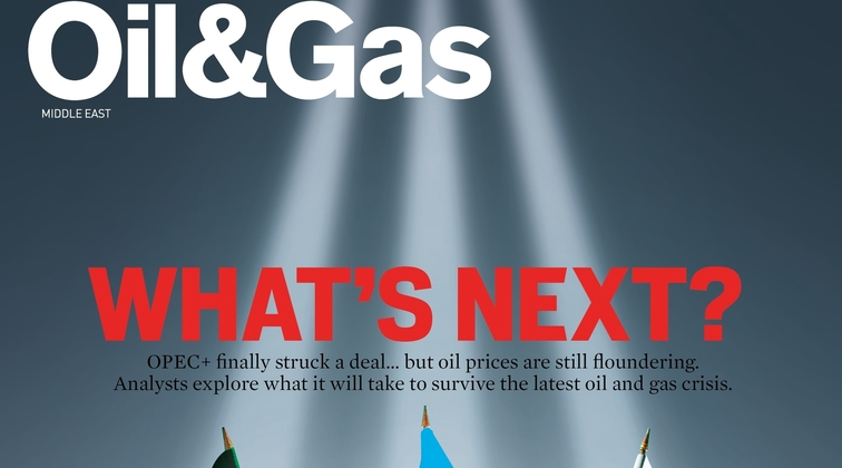 Read the May issue of Oil & Gas Middle East for free
