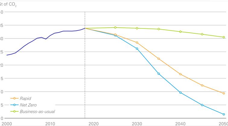 We have reached peak oil demand: BP report