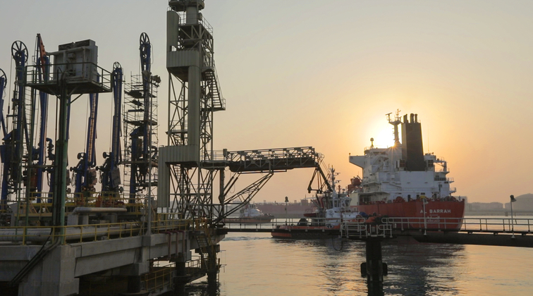 Saudi Aramco marks world's first blue ammonia shipment opens new route to a sustainable future