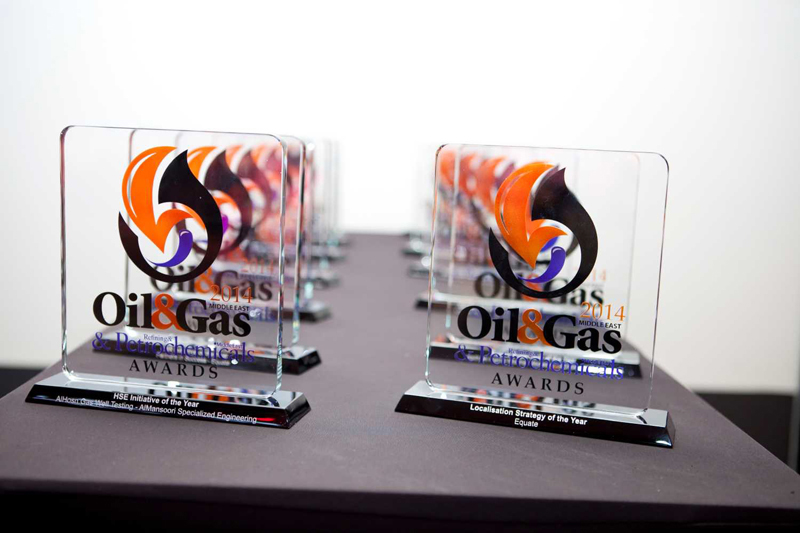 Oil and Gas Middle East were hosted in Abu Dhabi.