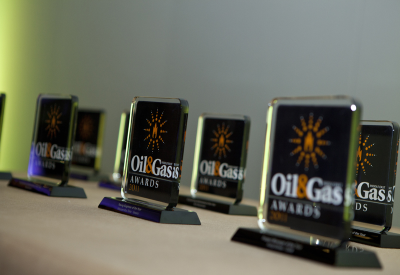Who will pick the trophy this year at the Oil&Gas Middle East Awards 2013?