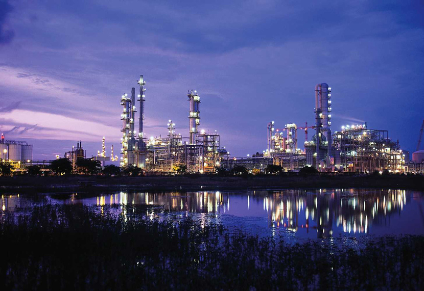 Aramco and SABIC hope to develop a crude oil-to-chemicals complex in KSA.