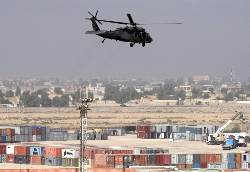 HLG has been subcontracted to build the infrastructure and oil and gas storage tanks at a site in South Iraq. (GETTY IMAGES)