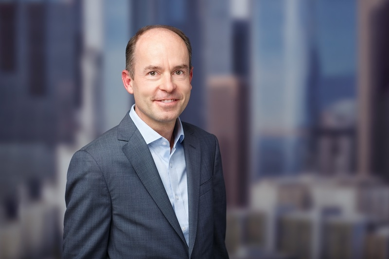 Kurt Oswald, lead partner of the A T Kearney Utilities Practice in the Middle East and board member of the A T Kearney Energy Transition Institute.