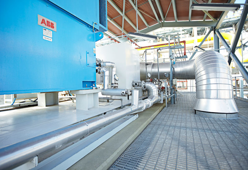 ABB has recently introduced new gas compression modules.