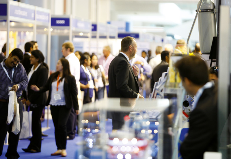 ADIPEC conference in 2013.
