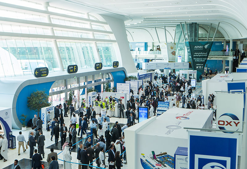 Around 2,200 companies and stakeholders exhibited at ADIPEC 2017, which was attended by approximately 100,000 oil and gas professionals.