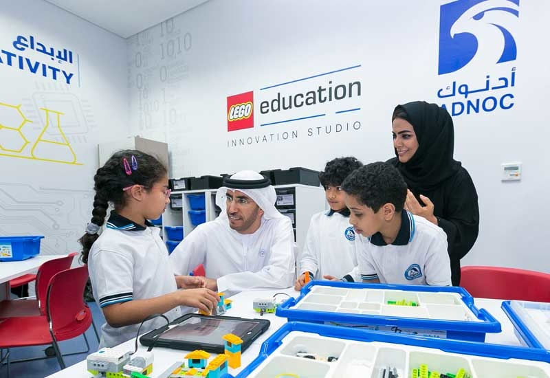 Each LEGO Innovation Lab is based on a hands-on learning approach that actively involves pupils in their own learning process, with animation and video technology used to drive digital literacy.