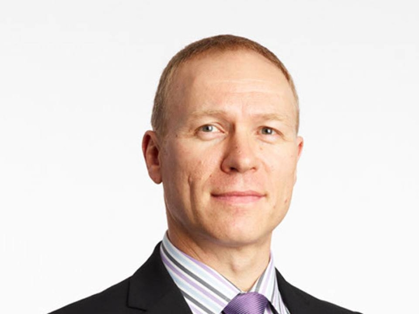 Garry Dryburgh, president Middle East and Africa, Amec Foster Wheeler.