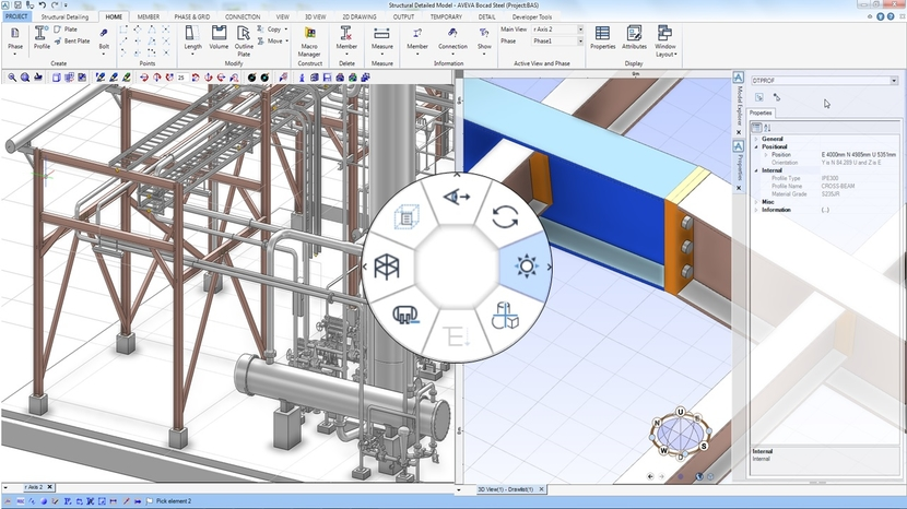 The Software will be used on the construction of offshore oil and gas project for KOC.