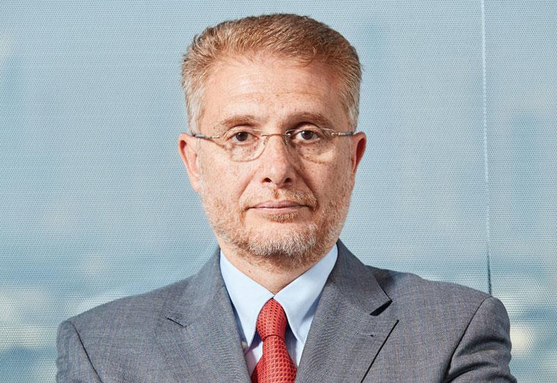 Ahmed Kenawi, senior MENA vice president of Halliburton.