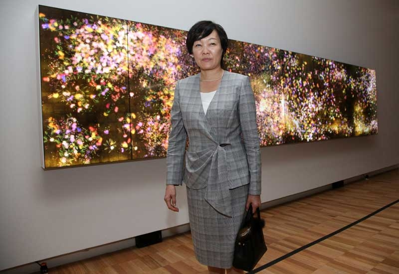 Akie Abe, wife of the Japanese prime minister Shinzo Abe, will deliver a welcome remark at the Gastech 2017 exhibition and conference. (Image: Getty Images)