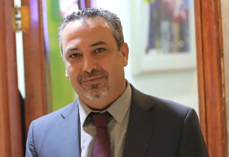 Akram Tamari, regional general manager, Atlas Copco Rental Middle East.
