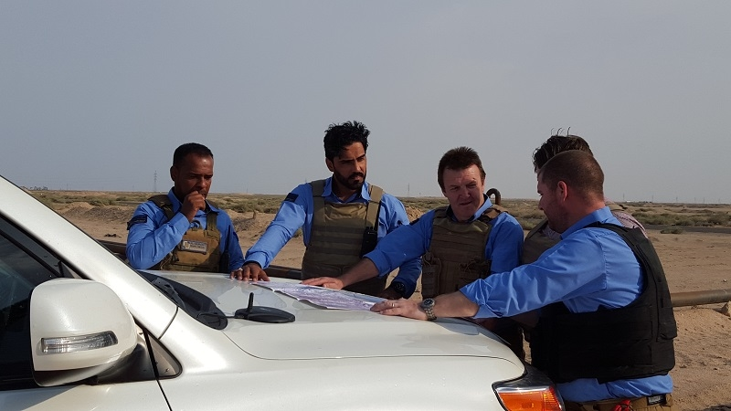 Developing and growing the critical infrastructure has reinforced Al Murabit's offering in the south of Iraq.