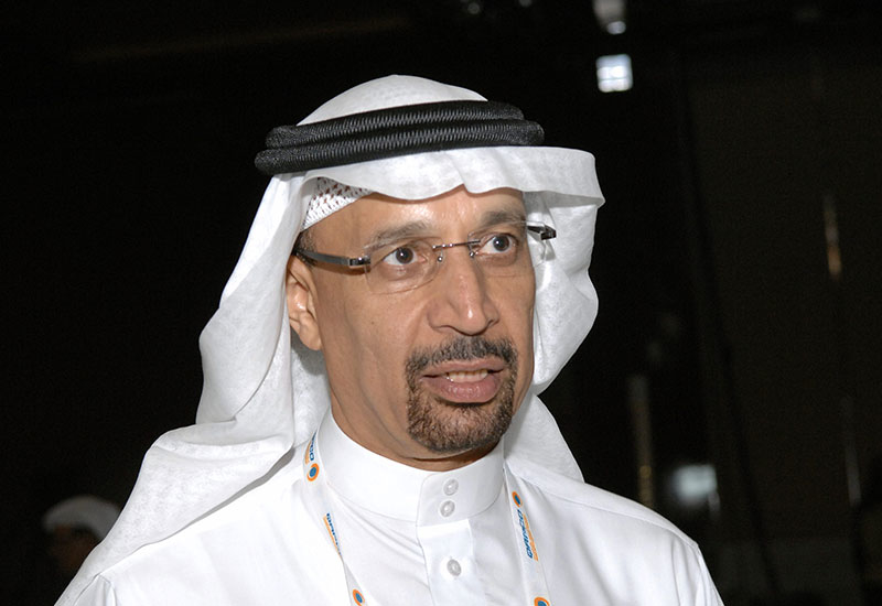 Falih added that he is looking forward to coordinating energy policies with the nominee for US Energy Secretary, former Texas Governor Rick Perry.