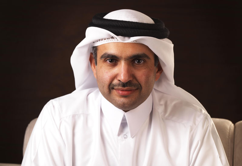 Ali Alrahbi, Vice President for Quality HSE and Security at Dolphin Energy.