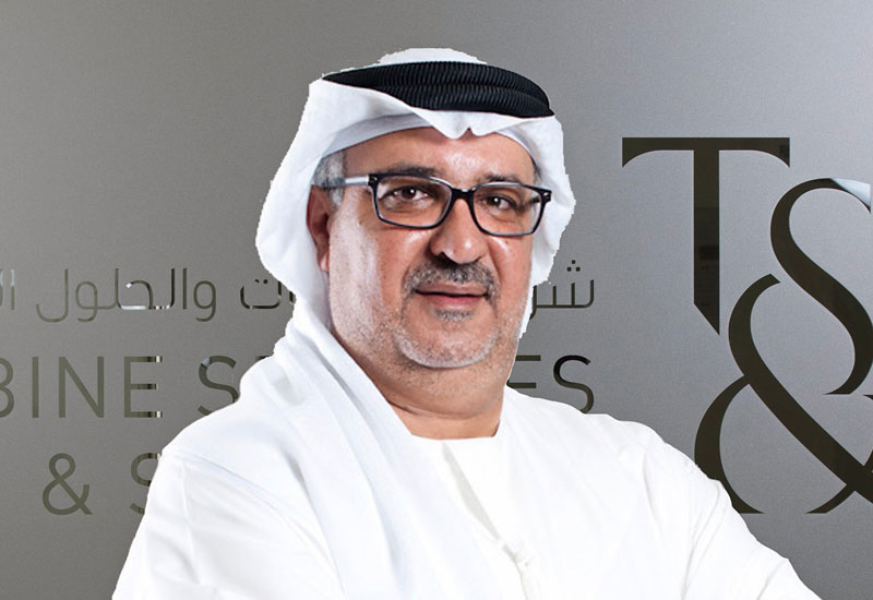 Ali AlHosani is the general manager of the Industrial division of Abu Dhabi-based Turbine Solutions & Services.