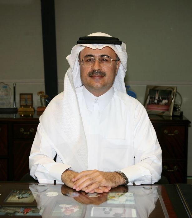 Amin H. Nasser, CEO, met with the group.