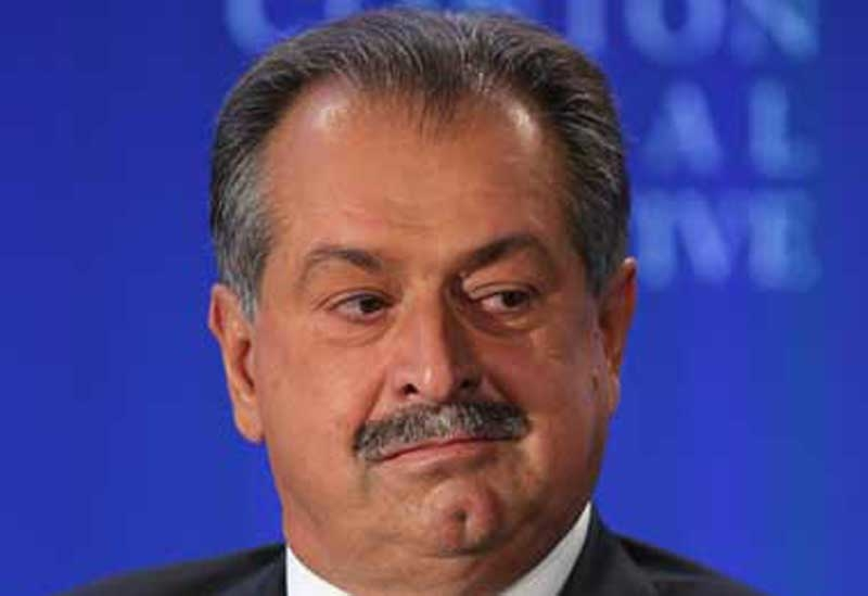 Andrew Liveris, chairman and CEO, Dow Chemical Company.