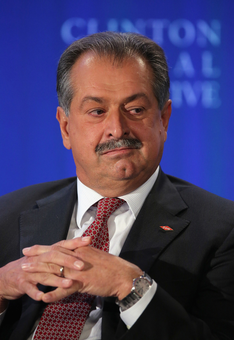 Andrew Liveris, chairman & CEO, Dow.