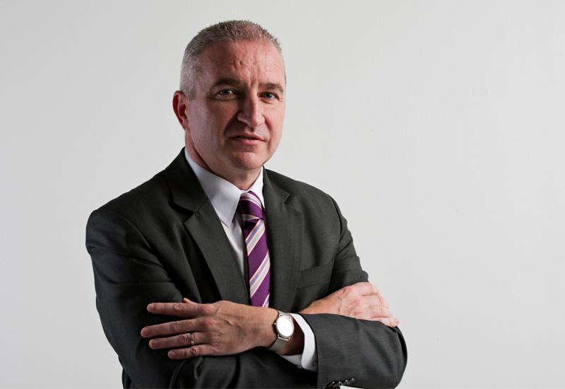 Andy Gibbins, VP of MENA for Euro Petroleum Consultants.