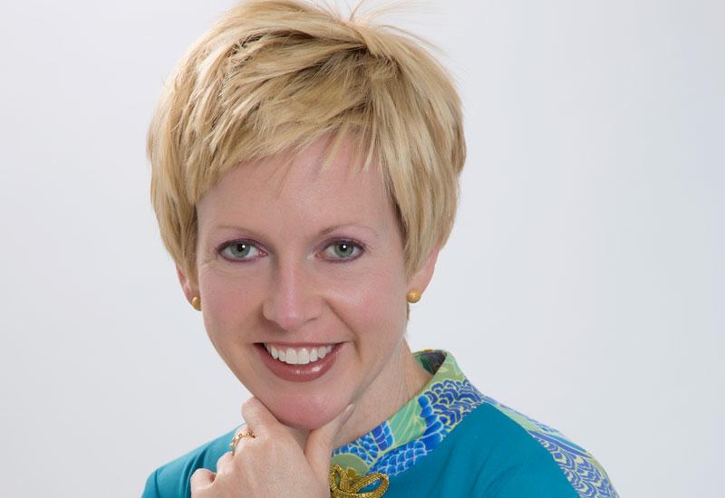 Angie Slavens, managing director,                              UniverSUL Consulting, Abu Dhabi, UAE.