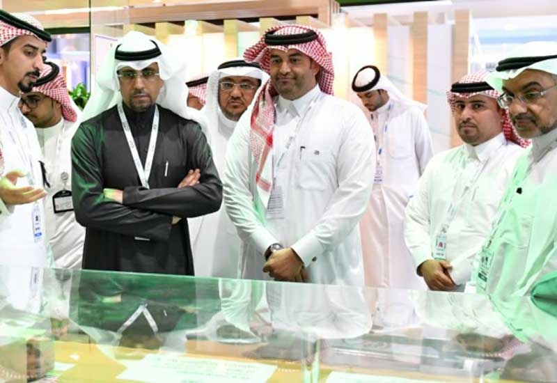 The Saudi Pavilion hosts a number of informative and interactive displays about energy, water resources, and waste management.