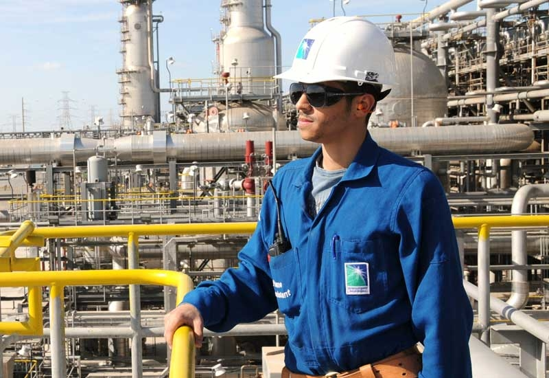 Aramco increased output to an all-time high last year.