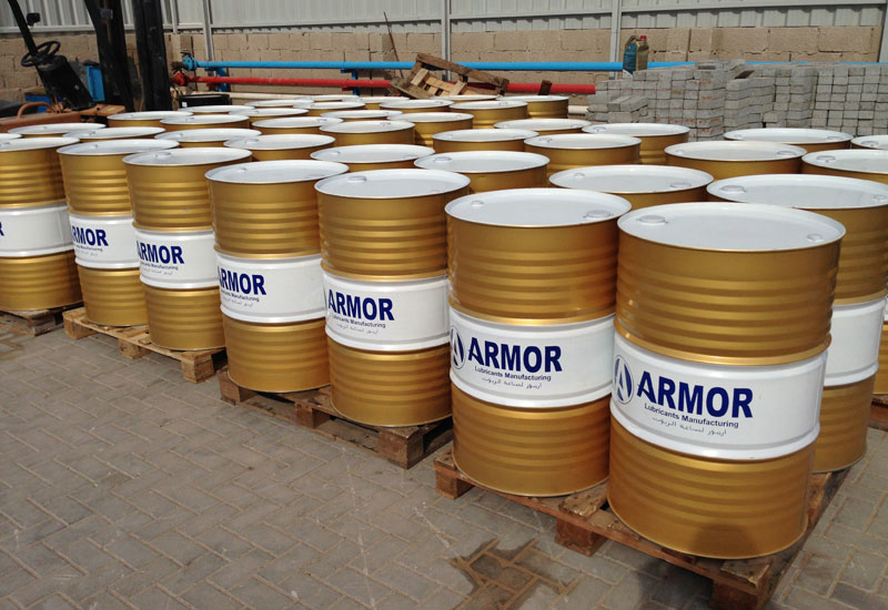 Armor Lubricants aim to break into the UAE consumer market in the second half of 2015.