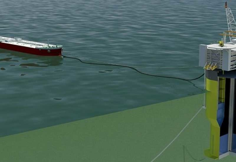 The DDPSO is a reusable, low CAPEX floating solution.
