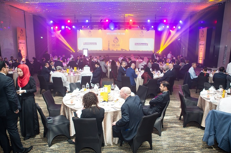 Total number of entries for the Awards 2017 rose by 33% compared to last year's event, while the number of companies participating this year increased by 43%.