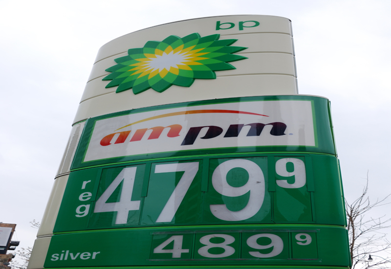 BP also announced that it will increase its quarterly dividend by 5.6%.