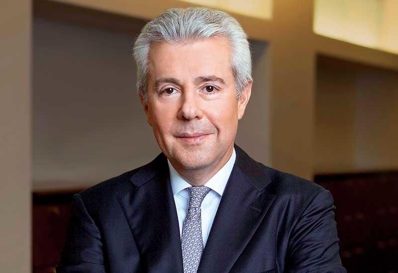 Bernard J Duroc-Danner, the chairman, CEO and president of Weatherford International.