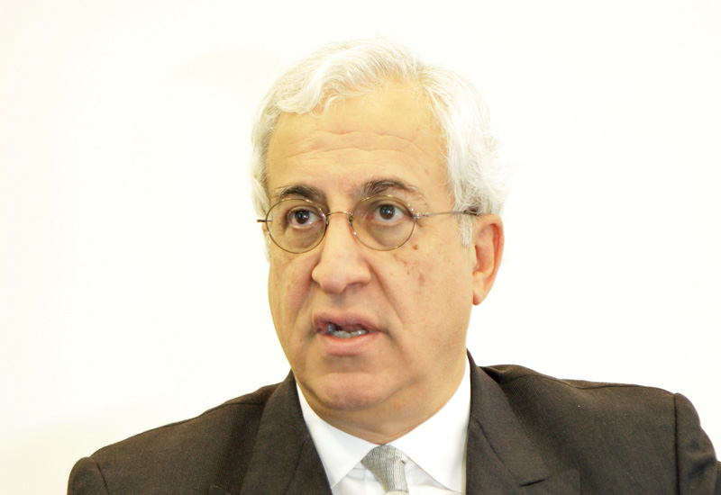 Bijan Mossavar-Rahmani, executive chairman of DNO International.