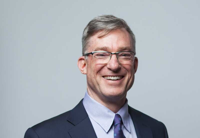 Blake Moret, president and CEO, Rockwell Automation.