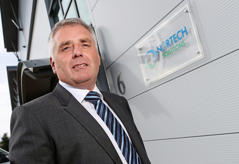 Bryan Bunn is the managing director of Nortech Group, which recently formed a JV with Dhabi Consultancy LLC to create Al Dhabi Nortech Engineering Consultancy.
