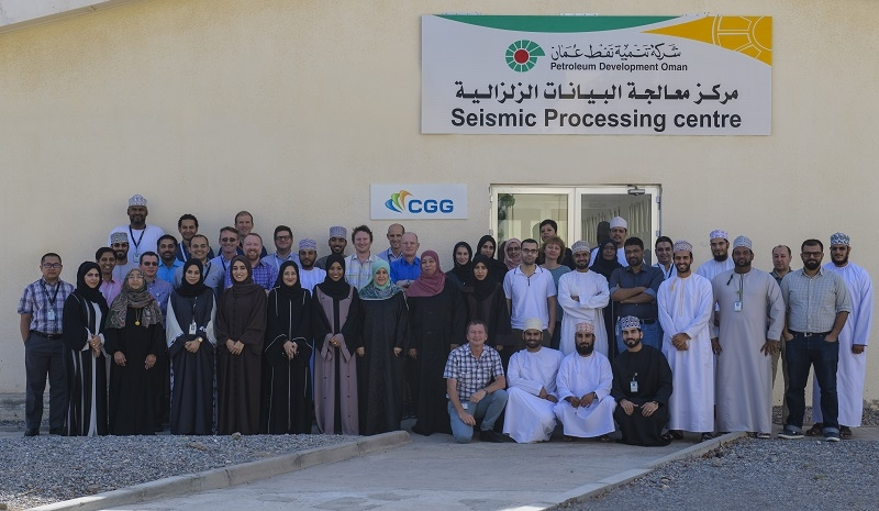 CGG also mentions it will implement its significant In-Country Value initiatives, such as developing expert local staff, onsite training, and educational and mentoring support to the Sultan Qaboos University.