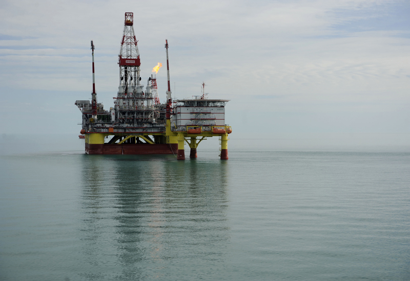 The Shah Deniz field lies approximately 70 kilometres offshore in the Caspian Sea.