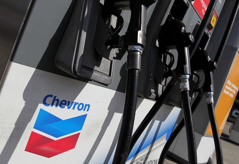Chevron saw a fall in upstream earnings.