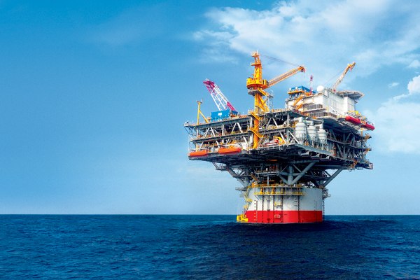 Chevron Tahiti field oil platform, the deepest producing field in the US Gulf of Mexico. (Image for illustration only. Courtesy: Chevron)
