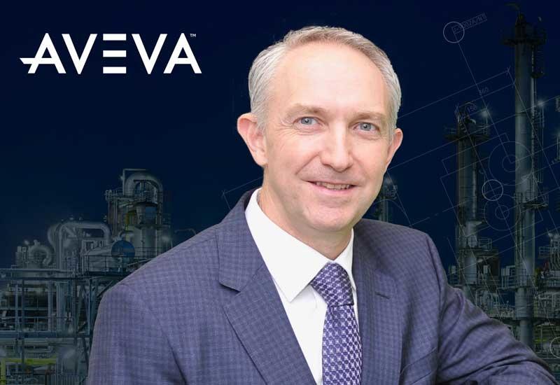 AVEVA CEO Craig Hayman.
